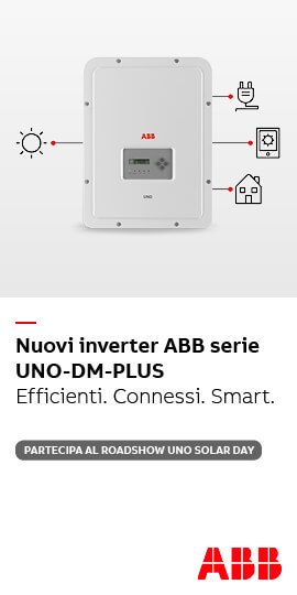 Nuovo Inverter Uno DM Plus ABB