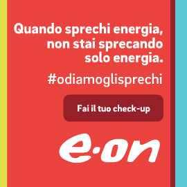 E.ON #odiamoglisprechi check-up energetico