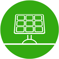 Impianto Fotovoltaico con Pannelli Solari