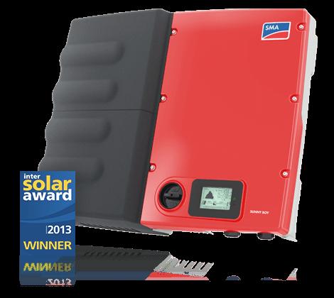 Inverter con Accumulo per Fotovoltaico