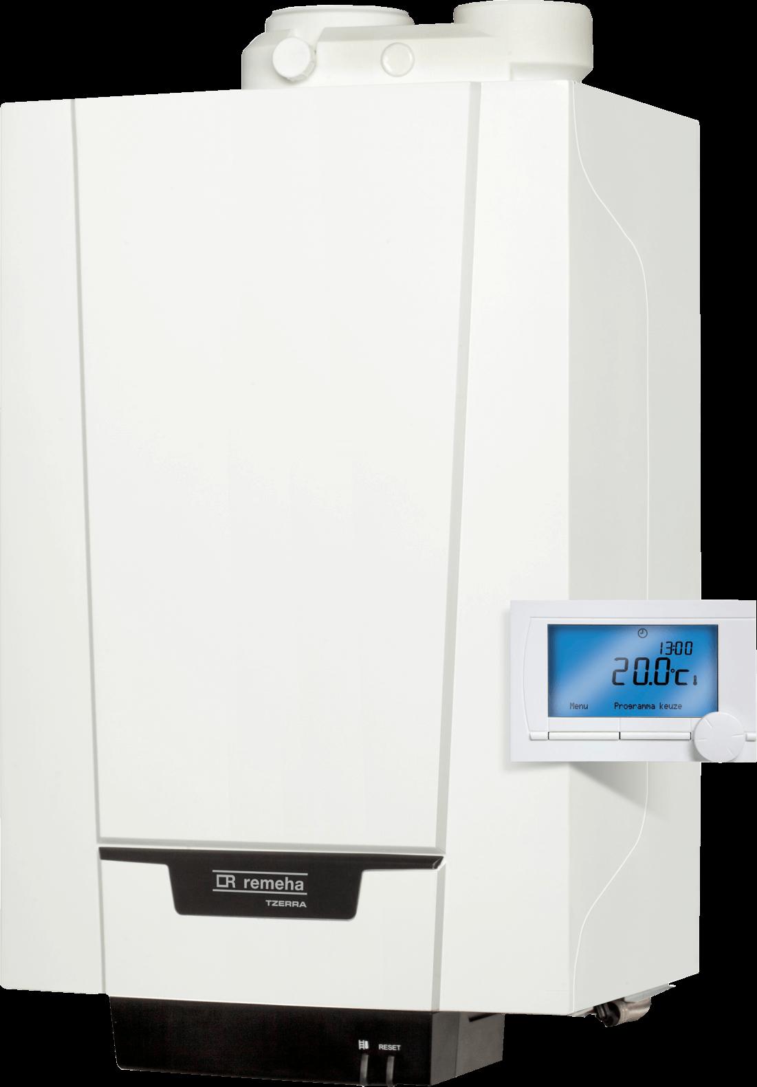 Impianti di riscaldamento efficienti per casa comfort e - Caldaia a condensazione costo installazione ...