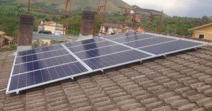 Impianto Fotovoltaico Caserta