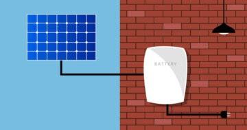 Accumulatore Fotovoltaico Domestico Tesla Powerwall