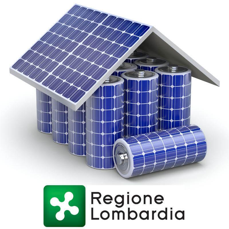 Lombardia: Incentivi ad Accumuli per Fotovoltaico
