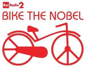 Bike The Nobel: logo iniziativa mobilità sostenibile