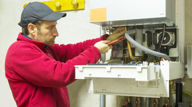 Manuntenzione Caldaie a Gas