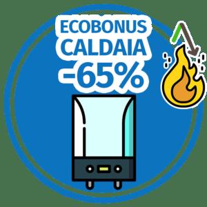 Ecobonus Caldaia Subito -65%