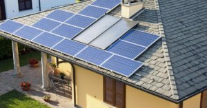 Trieste Gorizia Fotovoltaico e Solare Termico su Villetta
