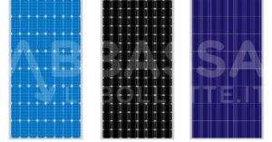 Pannelli Solari Monocristallini VS Policristallini