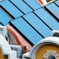 Impianto Solare Termico Combinato