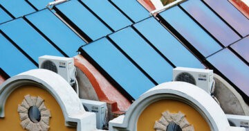 Solare Termico per Riscaldamento e Acqua Sanitaria