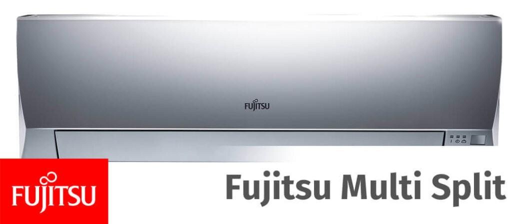 Fujitsu Condizionatore Multi Split
