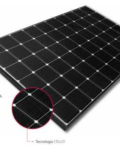 Moduli Fotovoltaici LG Neon 2 Tecnologia Cello