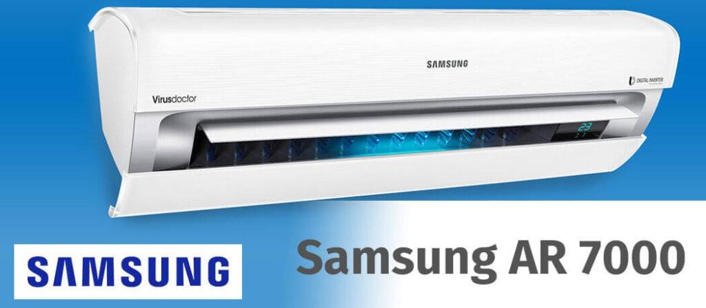 Samsung serie AR 7000 Climatizzatori