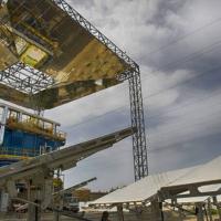 In sicilia il primo impianto solare termodinamico STEM