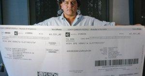 Bollette da Incubo: Acea invia superconguaglio da 65 mila euro