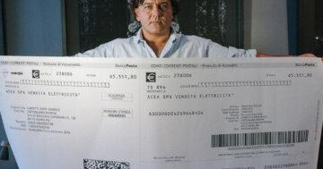 Bollette da incubo Acea Maxi conguaglio da 65 mila euro