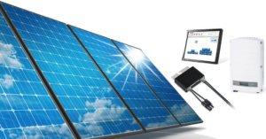 Ottimizzatori per Impianti Fotovoltaici