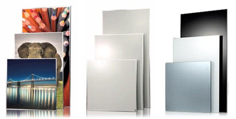 Impianti di riscaldamento infrarosso funzionamento e costi for Pannelli radianti infrarossi portatili