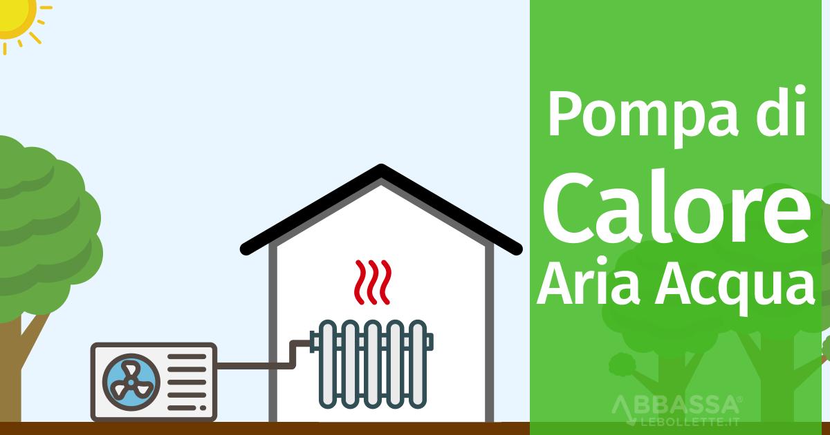Pompa di calore aria acqua prezzi e incentivi for Asciugatrice pompa di calore