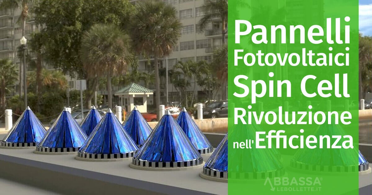 Pannelli Fotovoltaici Spin Cell