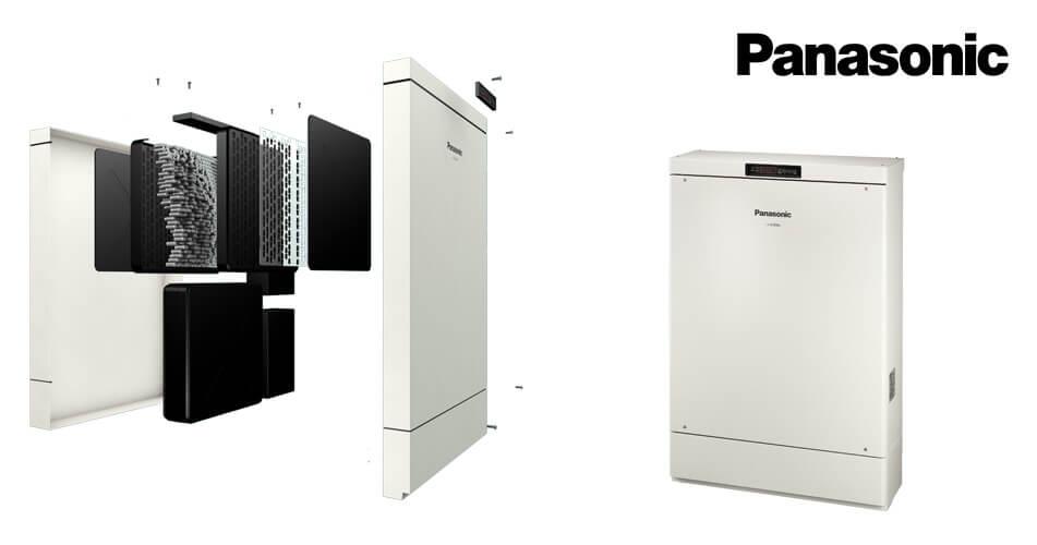 Accumulatore Fotovoltaico Panasonic