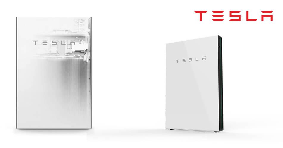 Accumulatore Fotovoltaico Tesla