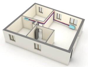 Climatizzatori fissi senza unità esterna