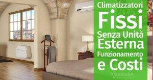 Climatizzatori Fissi Senza Unità Esterna: Funzionamento e Costi