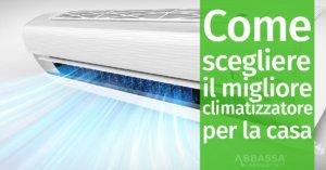 Come scegliere il migliore climatizzatore per la casa