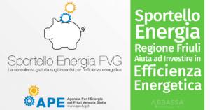 Sportello Energia Friuli Venezia Giulia