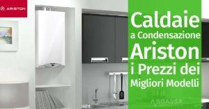 Caldaie a Condensazione Ariston: I Prezzi dei Migliori Modelli