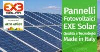 Pannelli Fotovoltaici EXE Solar: Qualità e Tecnologia Made in Italy