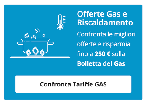 Comparatore Tariffe Gas Metano