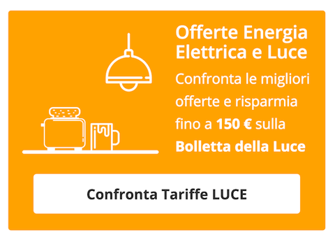 Comparatore Tariffe Luce ed Energia Elettrica