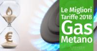 Le Migliori Tariffe 2018 per il Gas Metano