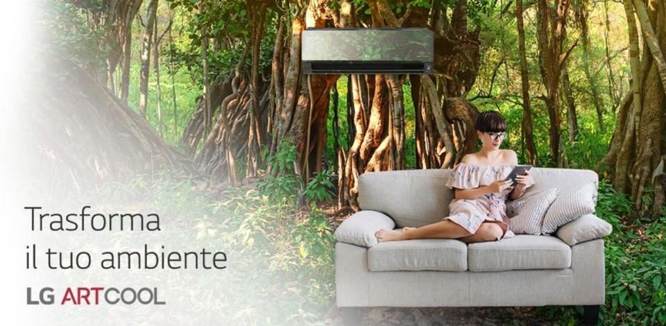 Climatizzatori LG Artcool