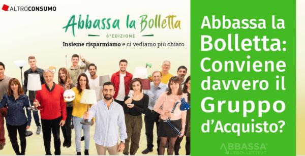 Abbassa la Bolletta: Conviene davvero il gruppo d'Acquisto?