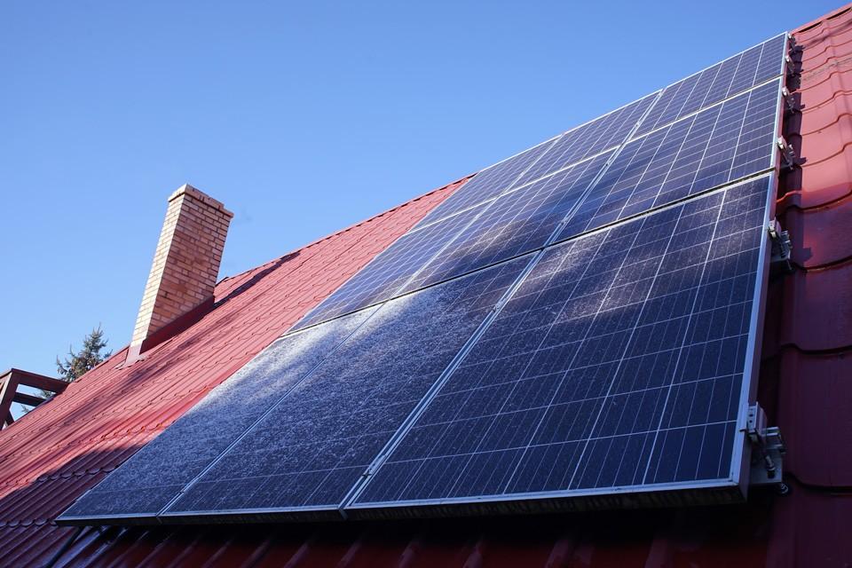 ombra pannello fotovoltaico