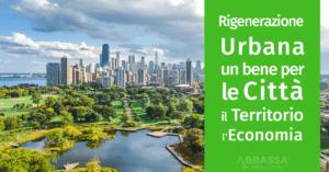 rigenerazione urbana sostenibile