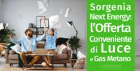 Sorgenia Next Energy: l'Offerta Conveniente di Luce e Gas Metano