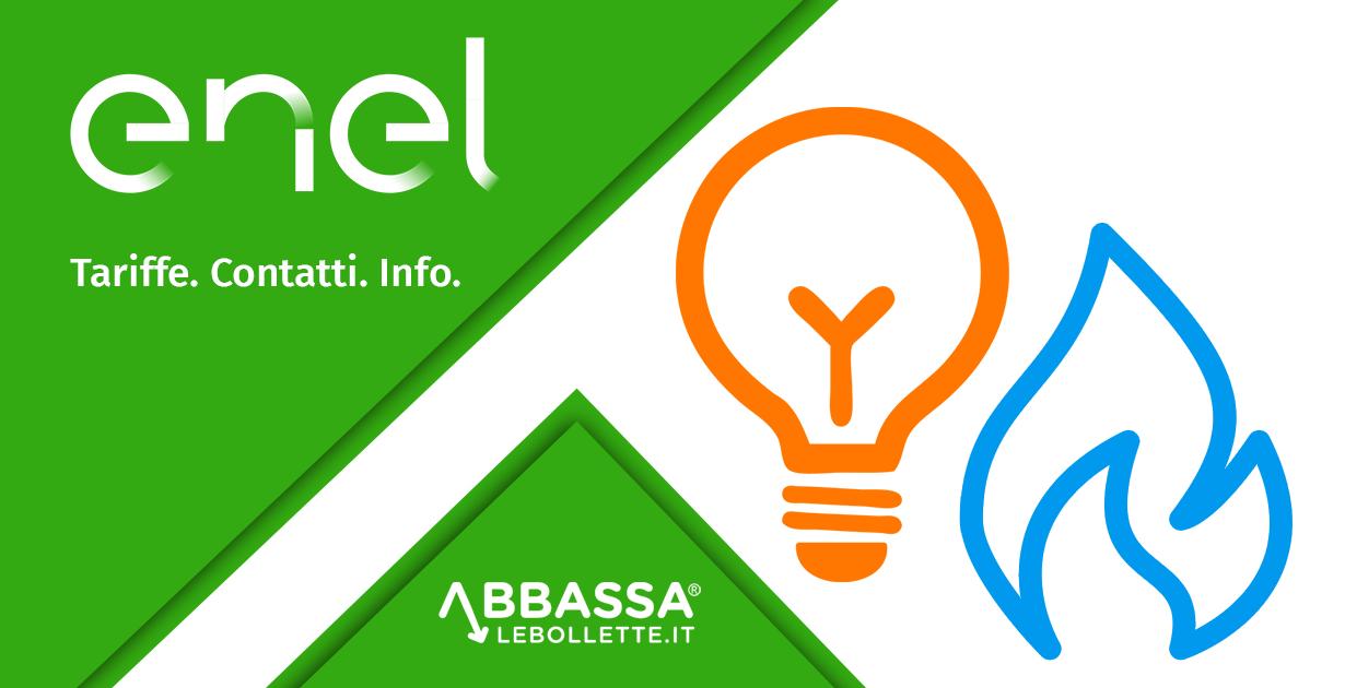 Enel Energia: Informazioni, Servizio Clienti, Opinioni e Tariffe Luce e Gas Metano