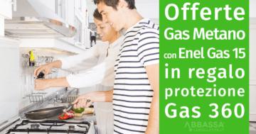 Offerta Enel Energia Gas 15