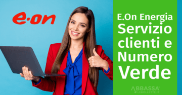 Eon Servizio Clienti e Numero Verde