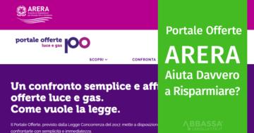 portale offerte Arera