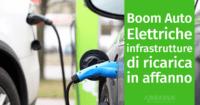 Boom Auto Elettriche: infrastrutture di ricarica in affanno