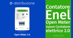 Contatore Enel Open Meter: il nuovo contatore elettrico 2.0