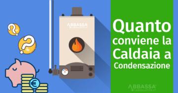 Quanto conviene la caldaia a condensazione?