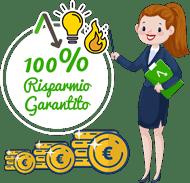 Risparmio Garantito sulle Bollette di Luce e Gas