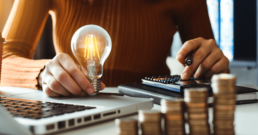 mercato libero energia: calcolo del risparmio su luce e gas